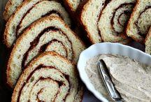bread / by Paula Parker