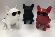 French Bulldog Speakers