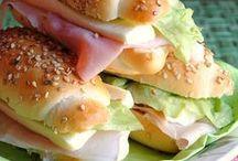 Panini x sandwich da farcire