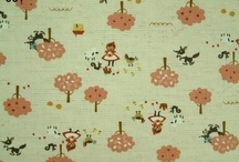 Fabric  / by Vintage Gertrude