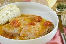 Fish recipes - Ricette con pesce / #Fish #recipes #ideas #dinner #lunch - #Ricette con #pesce