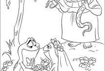Disney-Księżniczka i żaba