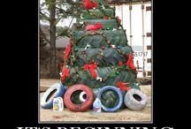 Christmas / Cute Christmas stuff.