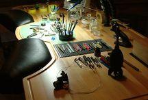 Watchmakers workshop
