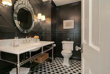 Redstart's Bathroom Remodels / Bathroom Remodels by Redstart Construction.  Photography by Focus Pocus