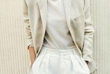 Girl Boss Wardrobe. / Work wear
