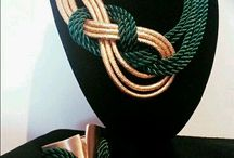 collane con corde