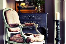 MY HOME & STYLING / Images of my home styled by myself and photographed by Robert Gershinson Photography.