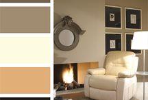 Цветовые сочетания / Мебель Bo-box в цветовых сочетаниях