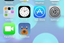 iOS7 Inspired / get the latest design trends and inspirational model desings of iOS7