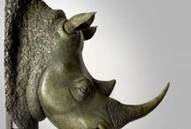 Rzeźba zwierzęta