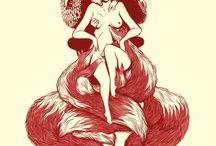 Affiches soirées Vinochromie / Retrouver à partir de maintenant les plus belles affiches réalisées par des artistes pour les soirée Vinochromie