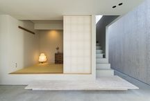 Architecture interior / Inspiration