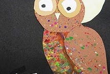 School Crafts / by Wren Saylors