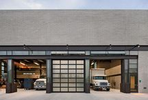 Bodega Arquitectonica Industrial