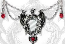 Ronkn jewelry  / by Kaylin Quinn_77