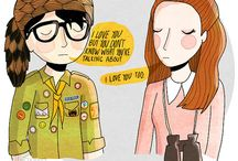 Moonrise kingdom (and other W.A.)