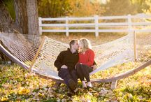Backyard engagement session / by Brinton Studios