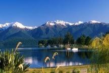 Te Anau NZ / Susie and Rick