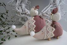 Dukke og dyr mønstre