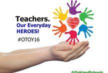 OC Teachers of the Year 2016-17