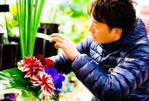 SKFS / Seiichiro Kono Flower School / 河野精一朗フラワースクールです。