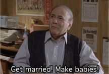 Movies/TV / Movies and TV shows I love, funny scenes, and quotes.  / by Katy Selzer