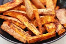 Chips, Fries, Wedges etc.