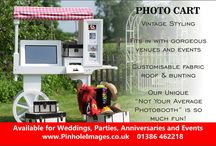 Photobooths for Weddings / Love these different Photobooths for Weddings