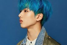 beautiful sea//blue aesthetic[kpop]