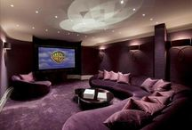 Architecture - Cinema Rooms