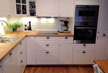 Kitchen - IKEA Bodbyn White