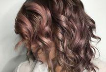 tonos chocolate cabello
