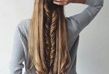 Peinados pasarela