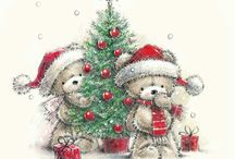 Illustrations - Christmas