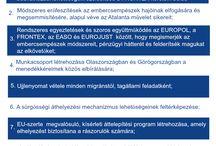 10 pontos cselekvési terv / 10 pontos cselekvési terv a migrációról