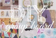DIY & Crafts / A group board showcasing diy & craft projects! Please only 4 pins per day, and any spam posts will be removed. If you wish to join this board comment on my last pin and let me know. Happy pinning!  / by Rachel