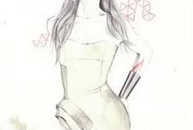 Illustration by Gemma Milly / by Gemma Milly