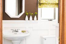 FRH / Bathrooms / by Tru