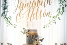 Kaligráfia esküvő