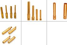 Brass Electrical Components / We are manufacturers, suppliers and exporters of complete range of Brass Electrical Parts such as Brass Anchors, Brass Electrical Components, Brass Electrical Connectors, and Brass Electrical Accessories.