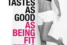 fitness / by Nancy Ellens Coughlin