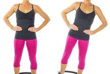 Pilates ring exercise