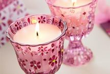Refreshing Candels / This board is about beautiful, colorful candles. Add your favorite candels to this board. You can invite your friends or just follow this board to add you.