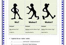 WO,WOHER, WOHIN