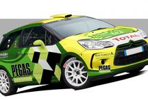 Bens Sport - Egon Smékal (Honda Civic TypeR, Citroen DS3) / Design and wraps, signature cards, stickers.