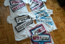 The Shirts / special made shirts and the people who wear them / by PushMethod PinUps