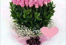 Çiçekler...Buketler