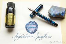 Fountain Pens & Inks