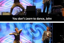 Hank and John